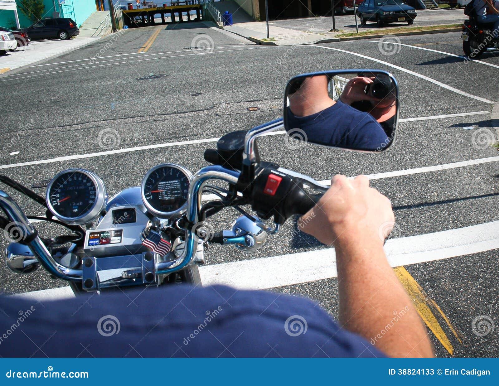 从摩托车的看法