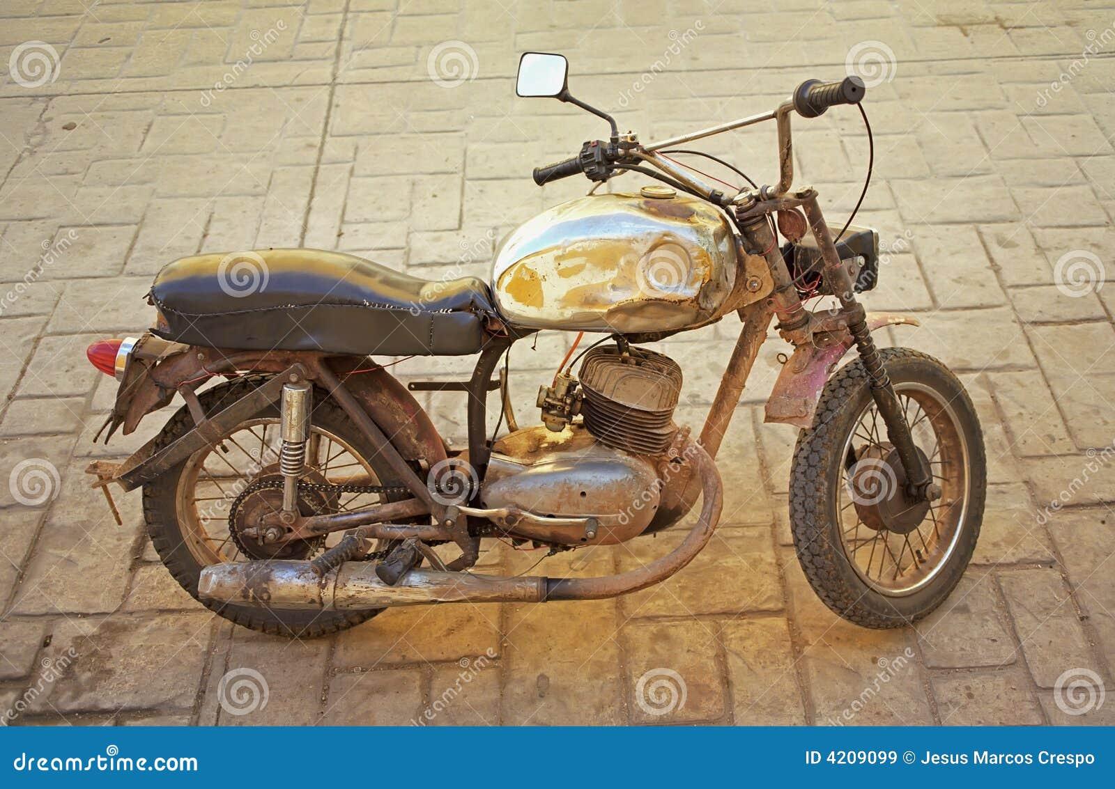 摩托车黄色