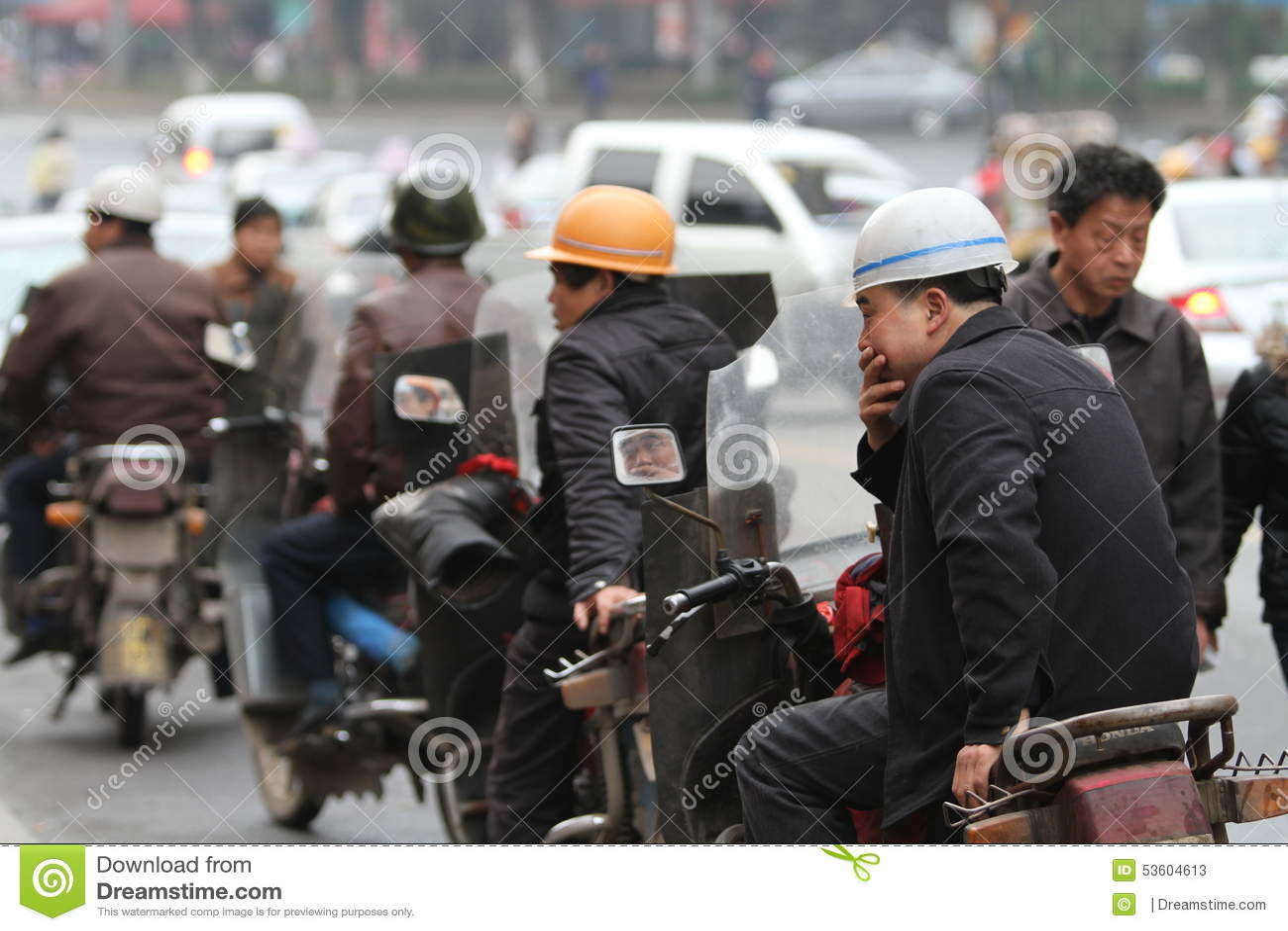 摩托车/摩托车出租汽车