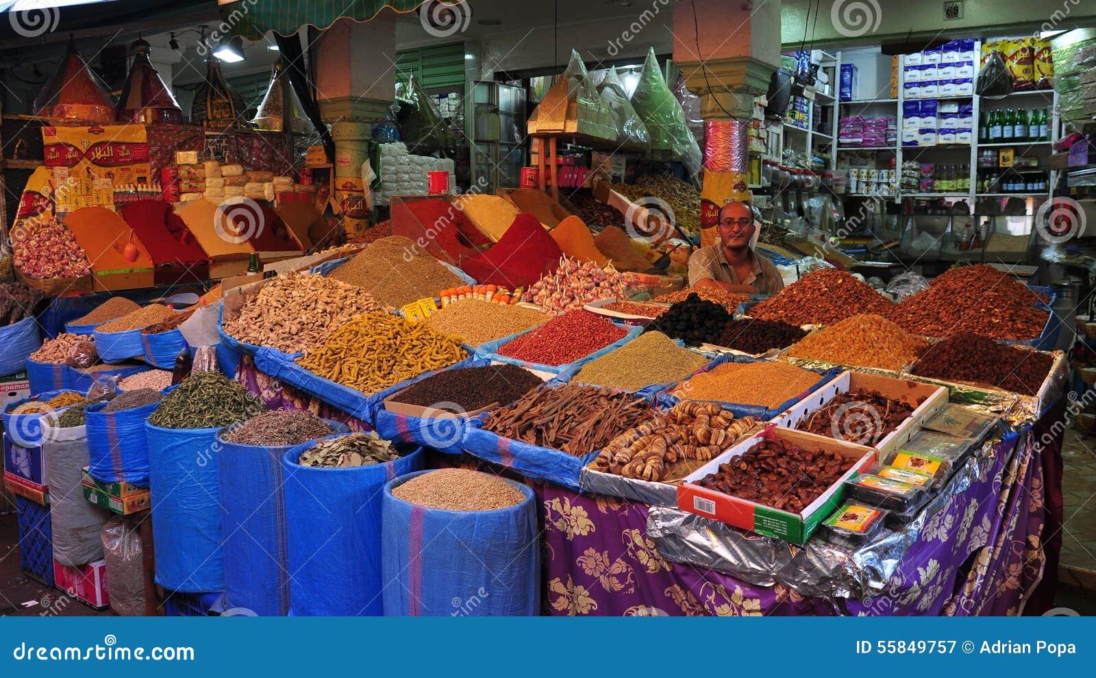 摩洛哥,销售
