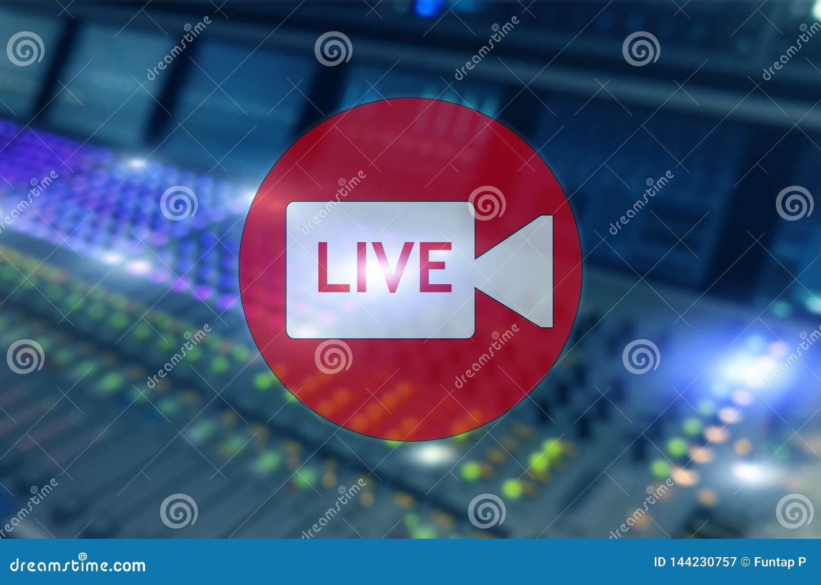 播音室或居住 广播室 题字活在专业音频盘区,被弄脏的背景