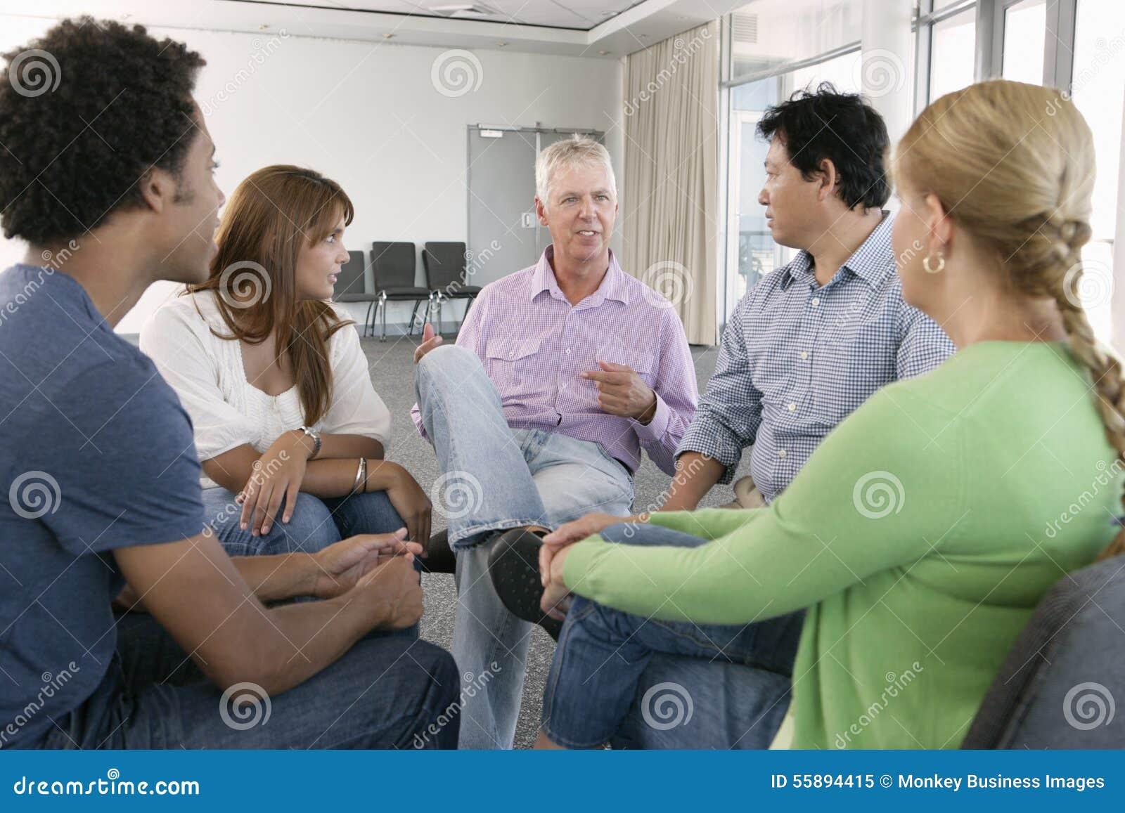 支持组会议