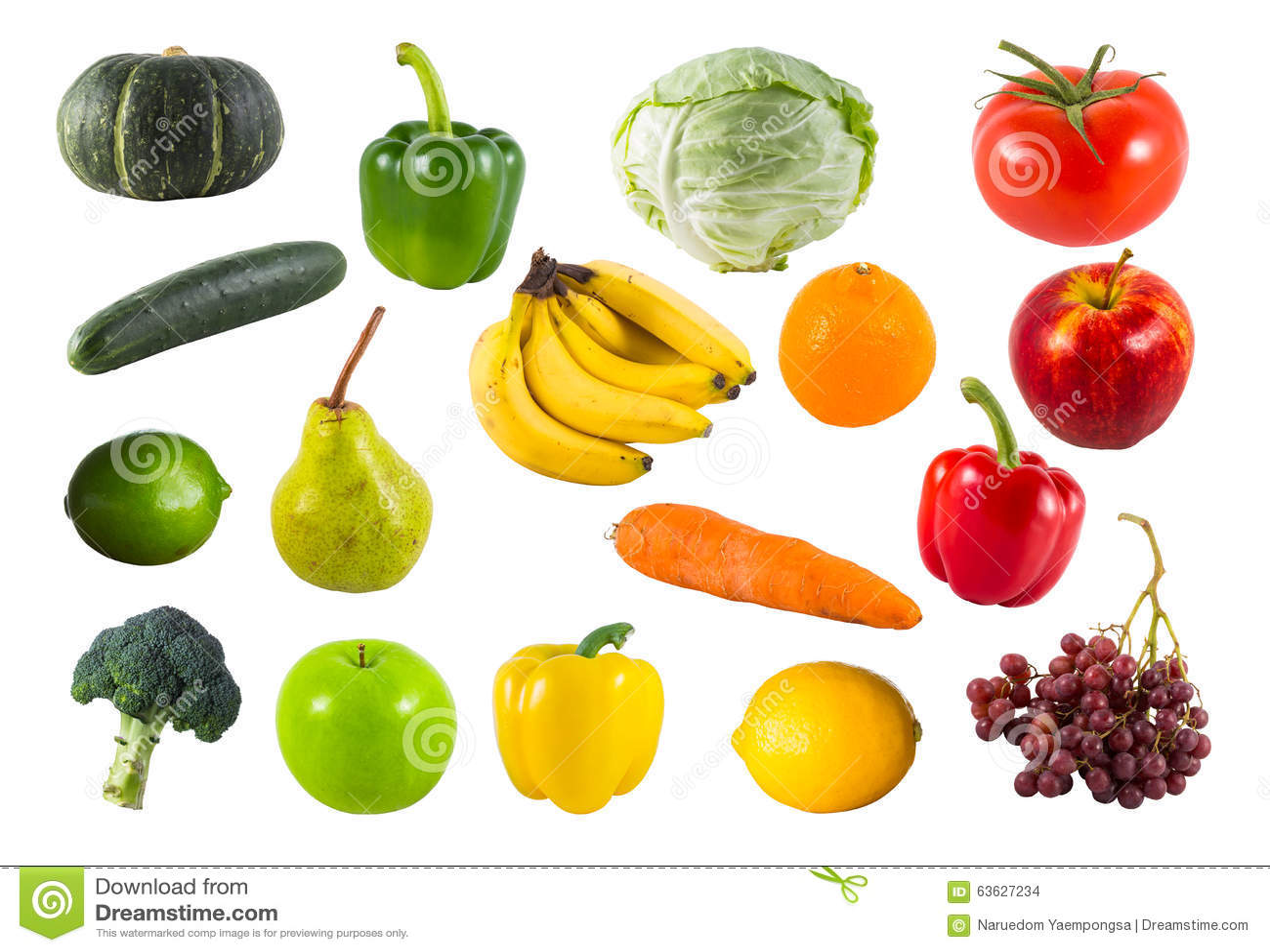 收集果菜类