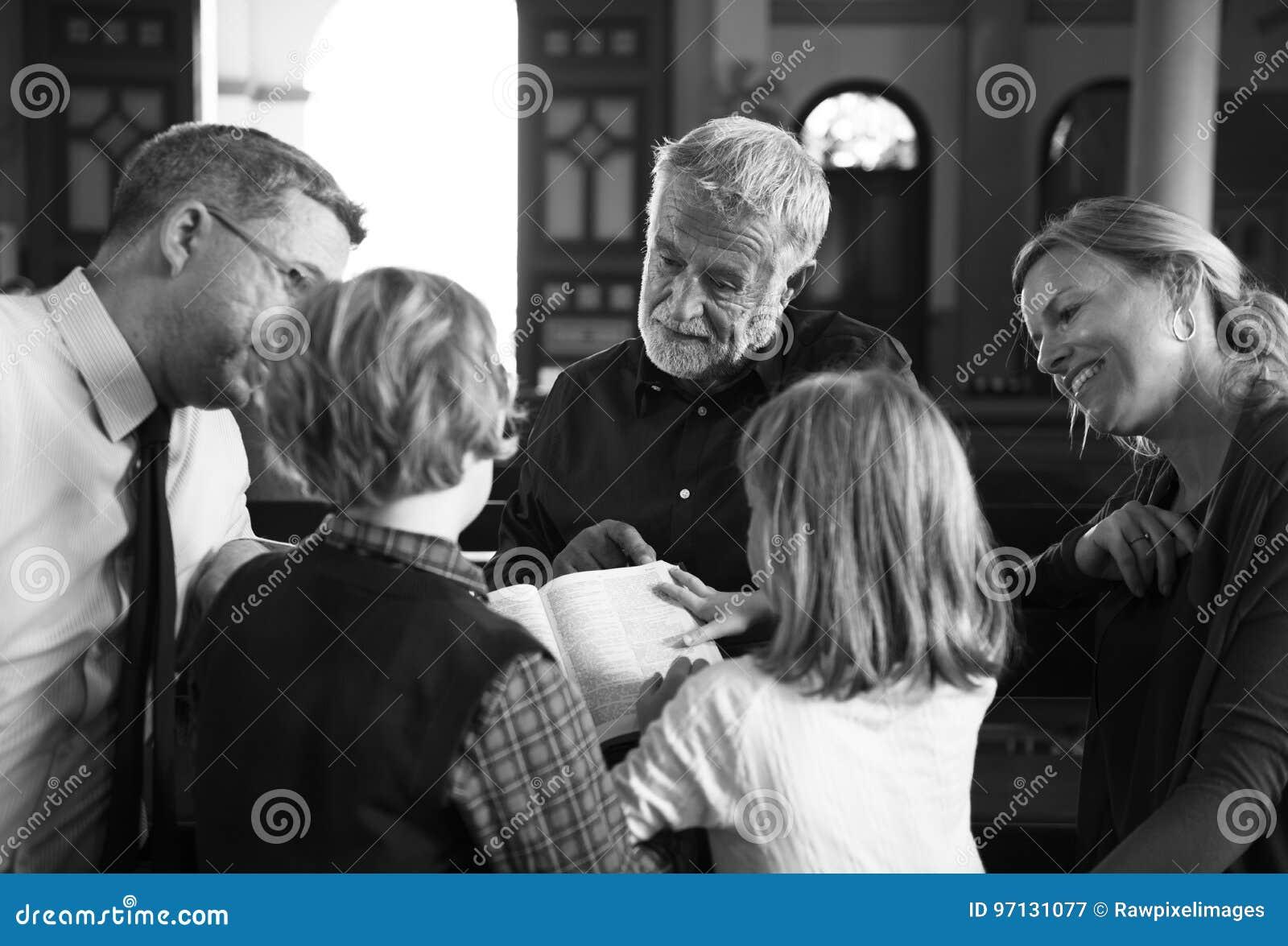 教会人相信宗教信念