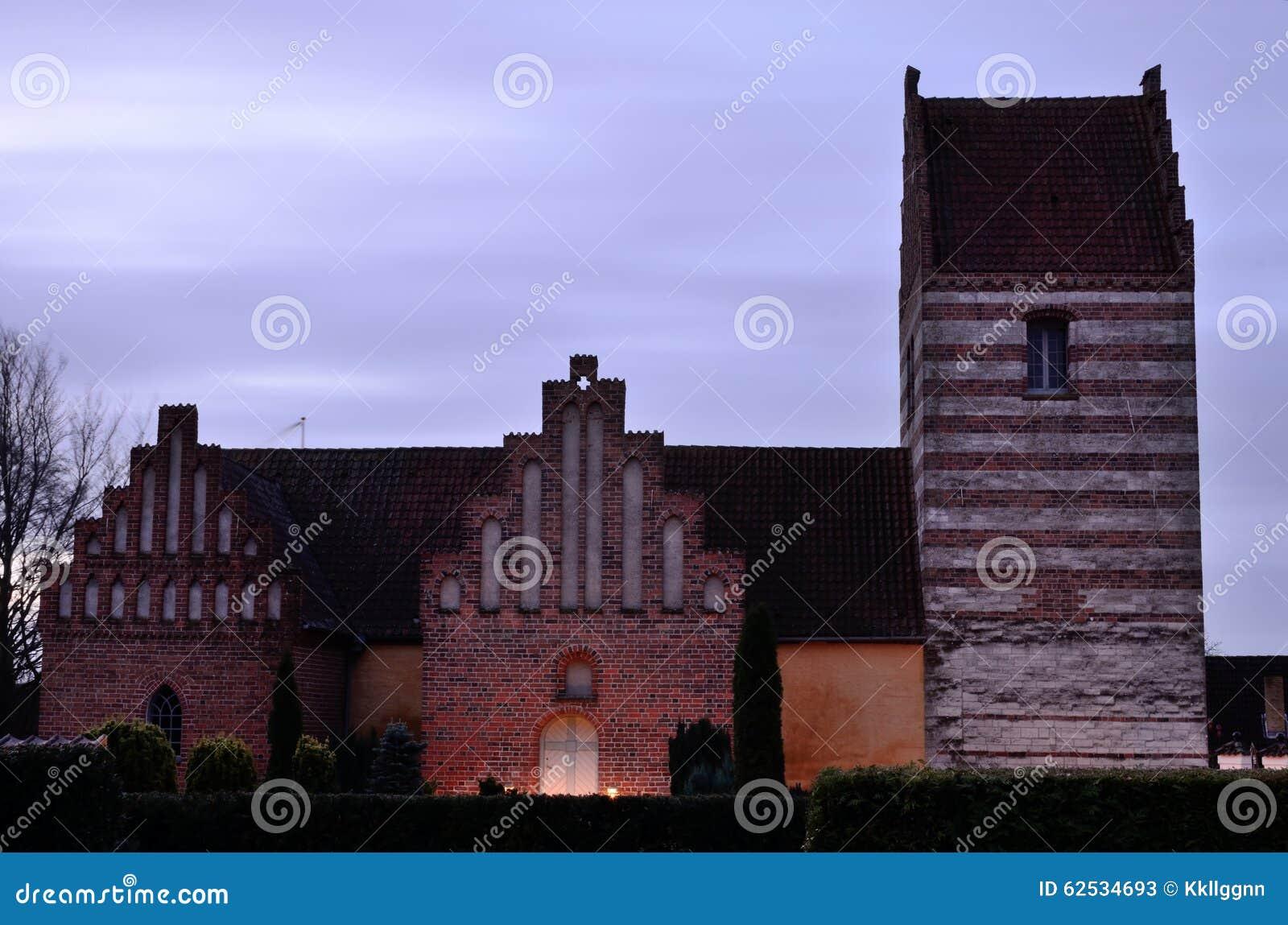 教会在丹麦