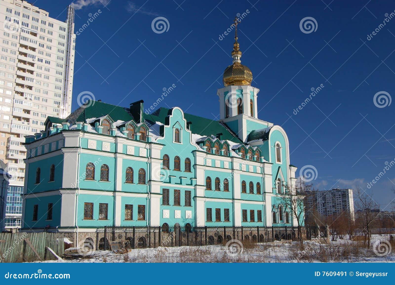教会基辅老乌克兰