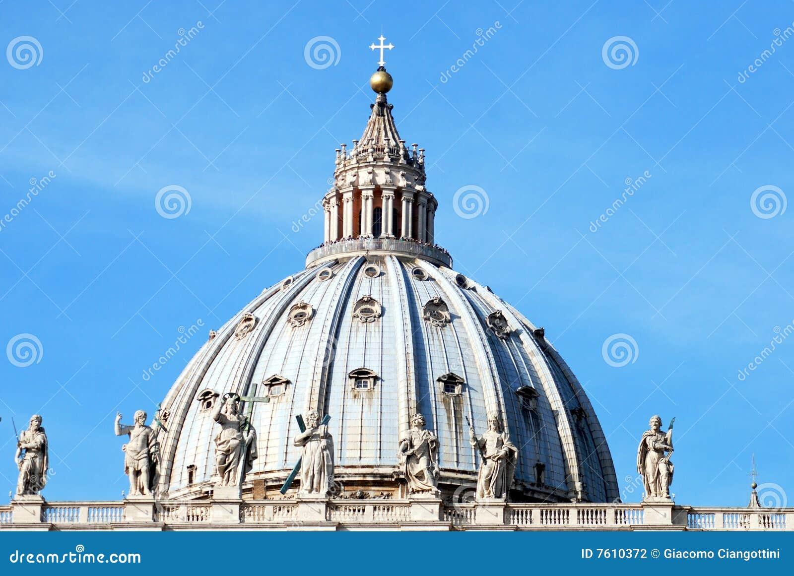 教会彼得・罗马圣徒梵蒂冈