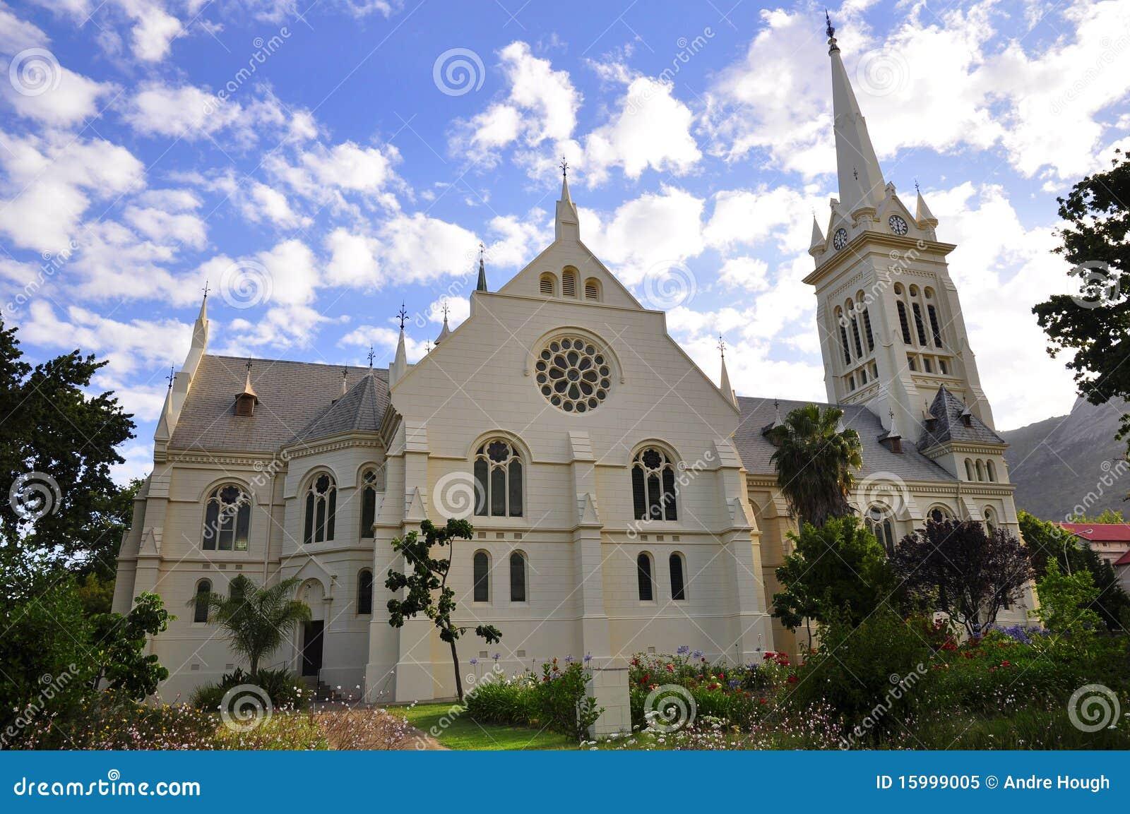 教会荷兰语被改革