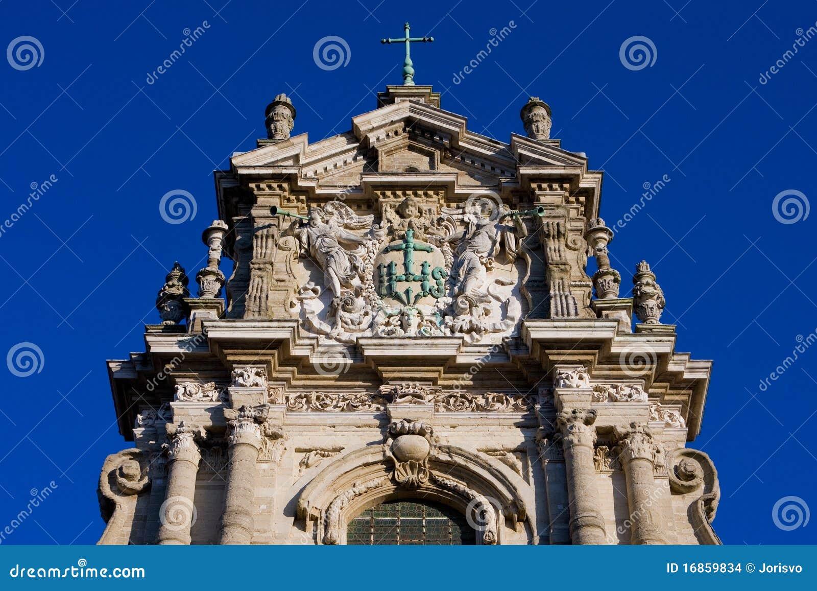 教会leuven michaels圣徒