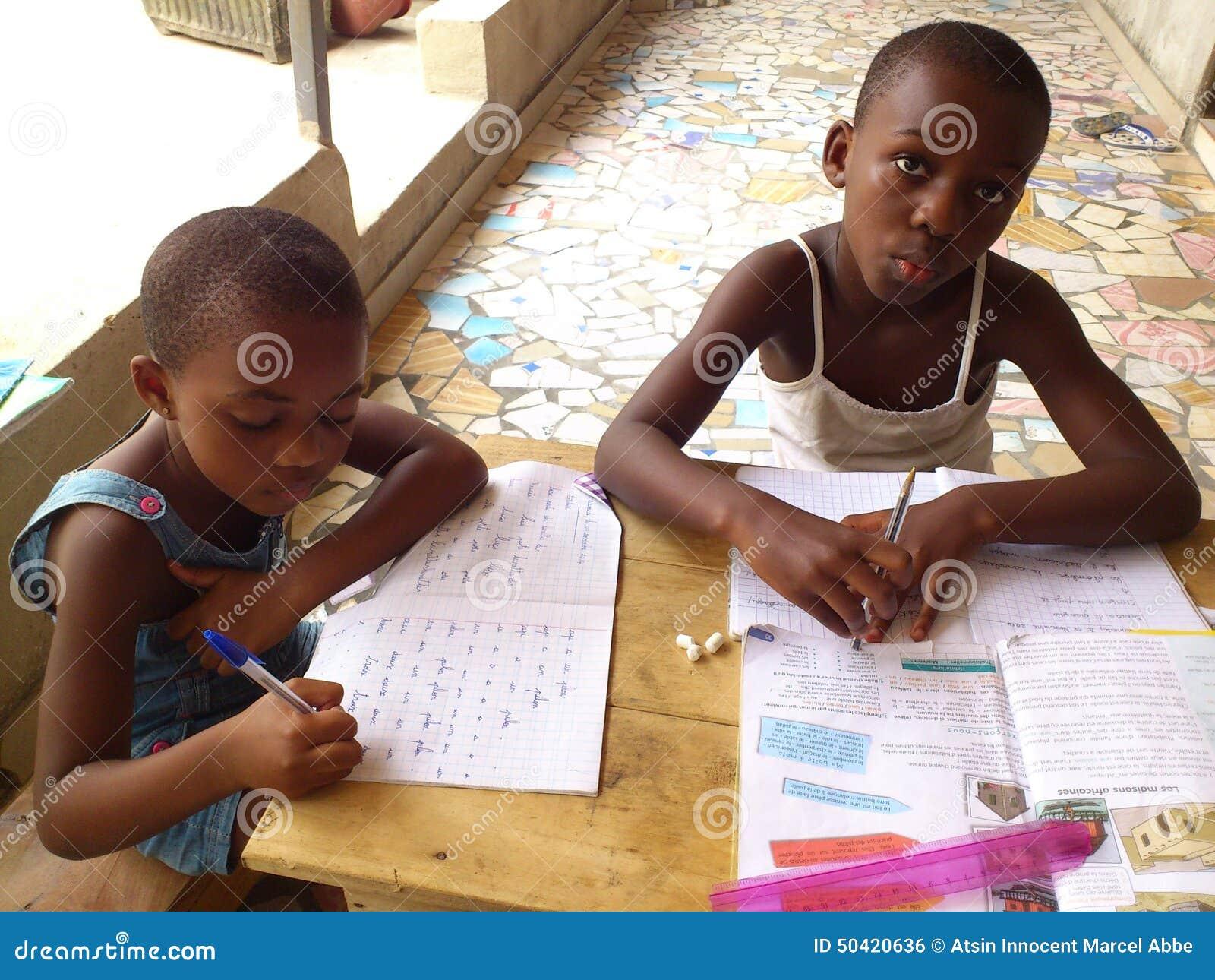 教育在非洲