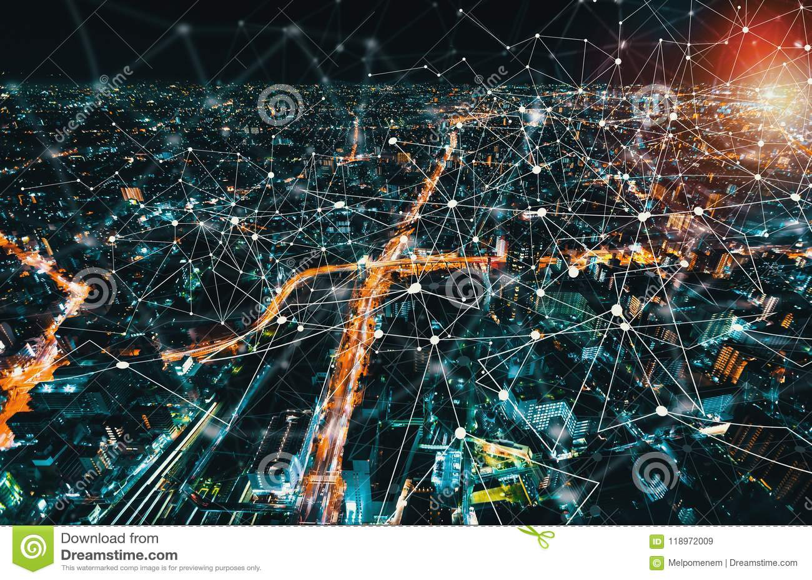 数字式与大阪市,日本的技术圈子