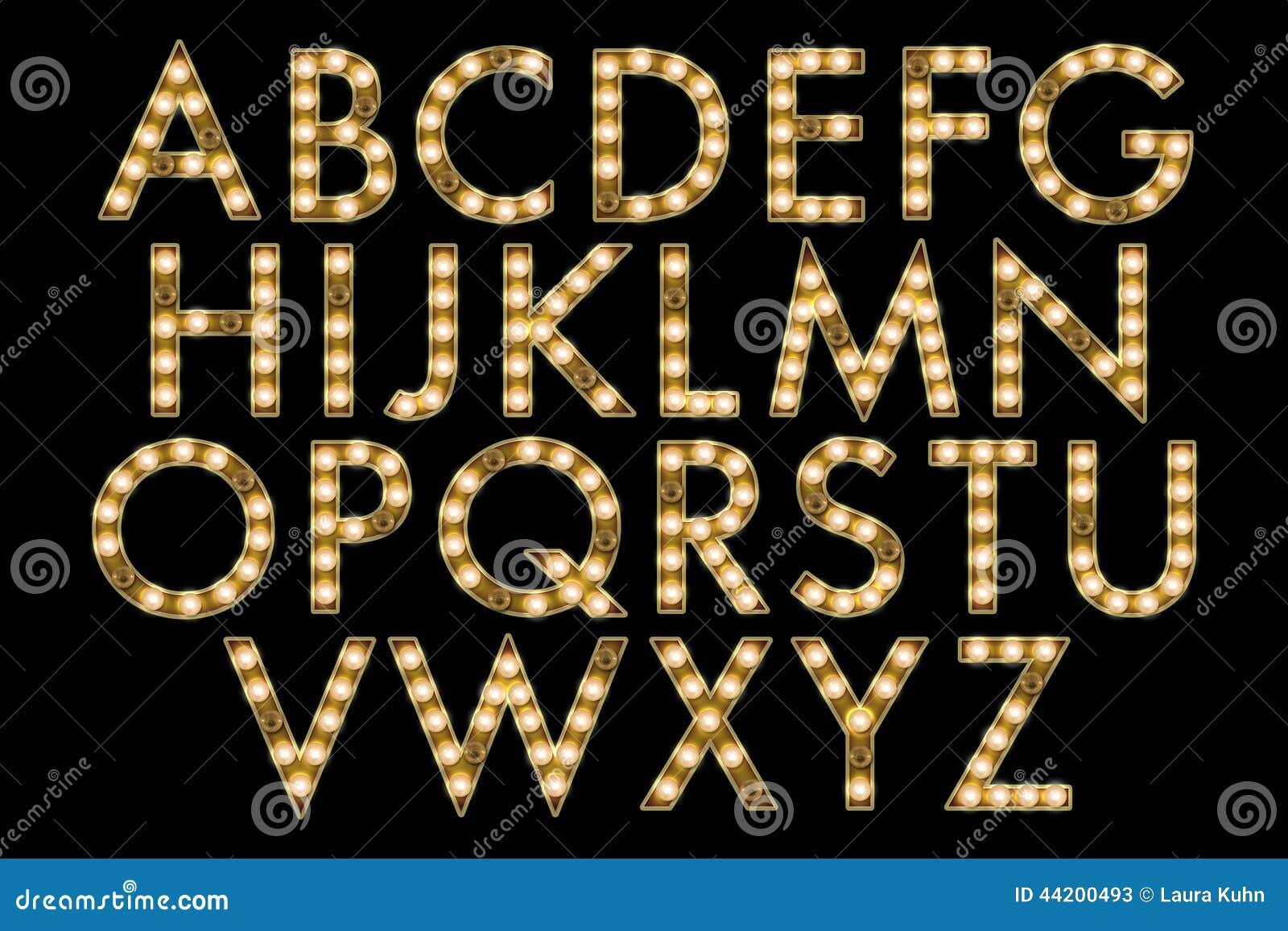 数字式字母表大门罩样式Scrapbooking元素