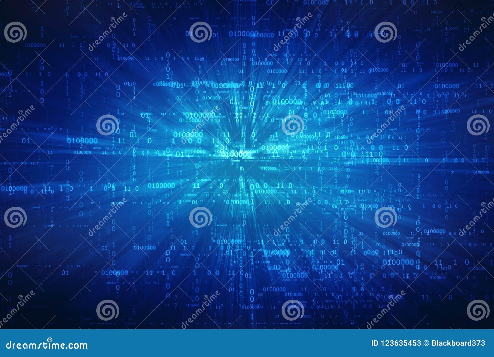 数字式抽象技术背景,二进制背景,未来派背景,网际空间概念