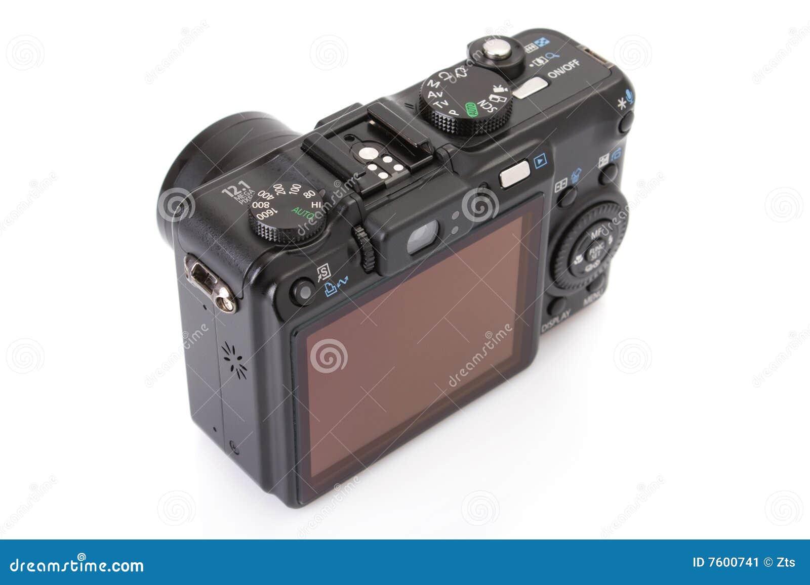 数字式黑色照相机协定
