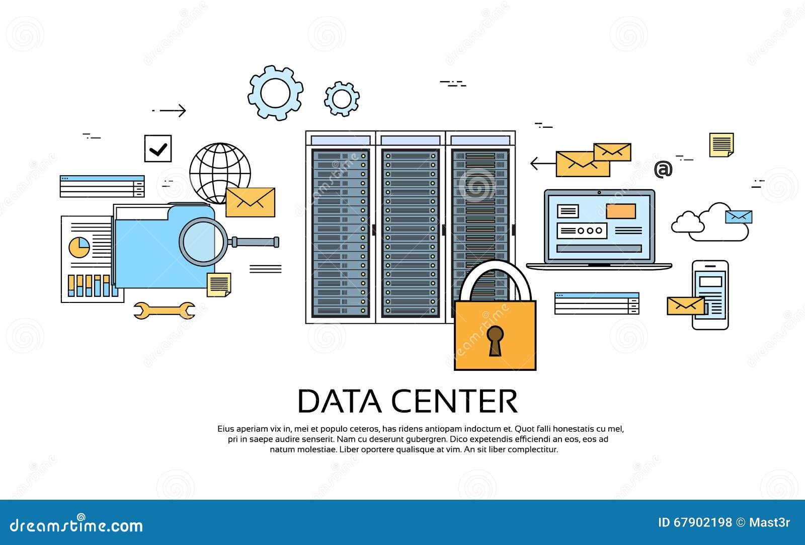 数据中心主服务器计算机设备信息