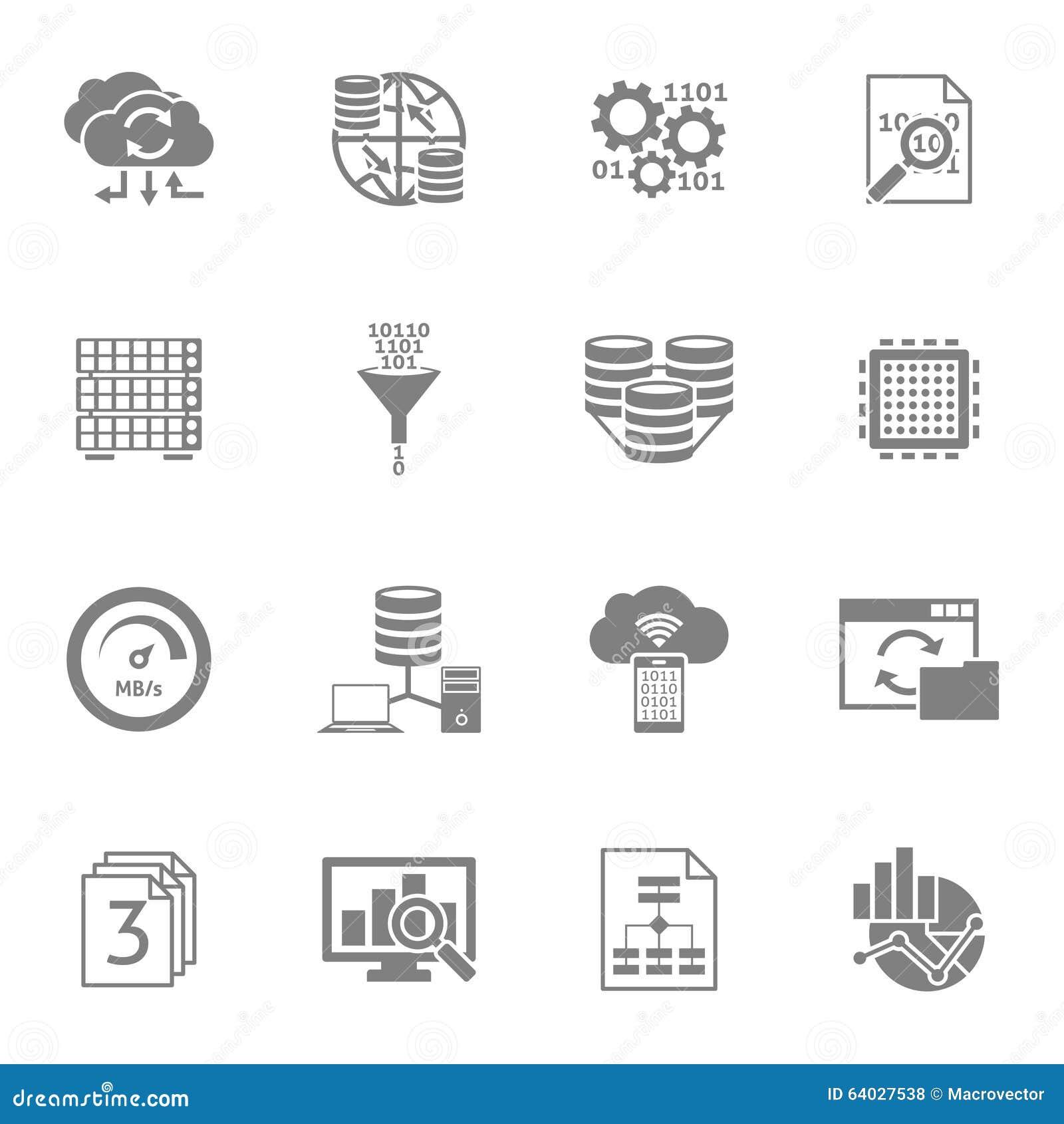 数据库逻辑分析方法被设置的黑色象图片