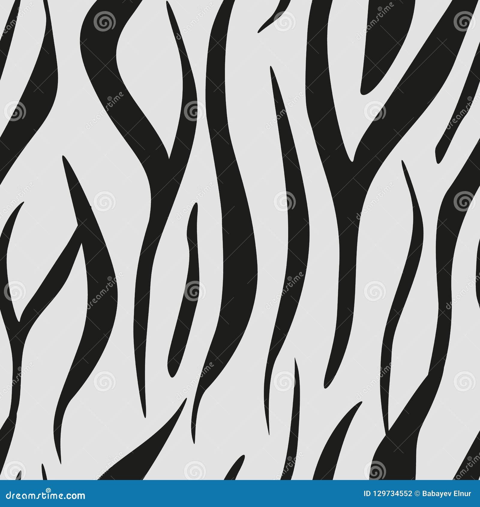 斑马镶边无缝的样式 斑马印刷品,动物皮毛,老虎条纹,抽象样式,线背景,织品