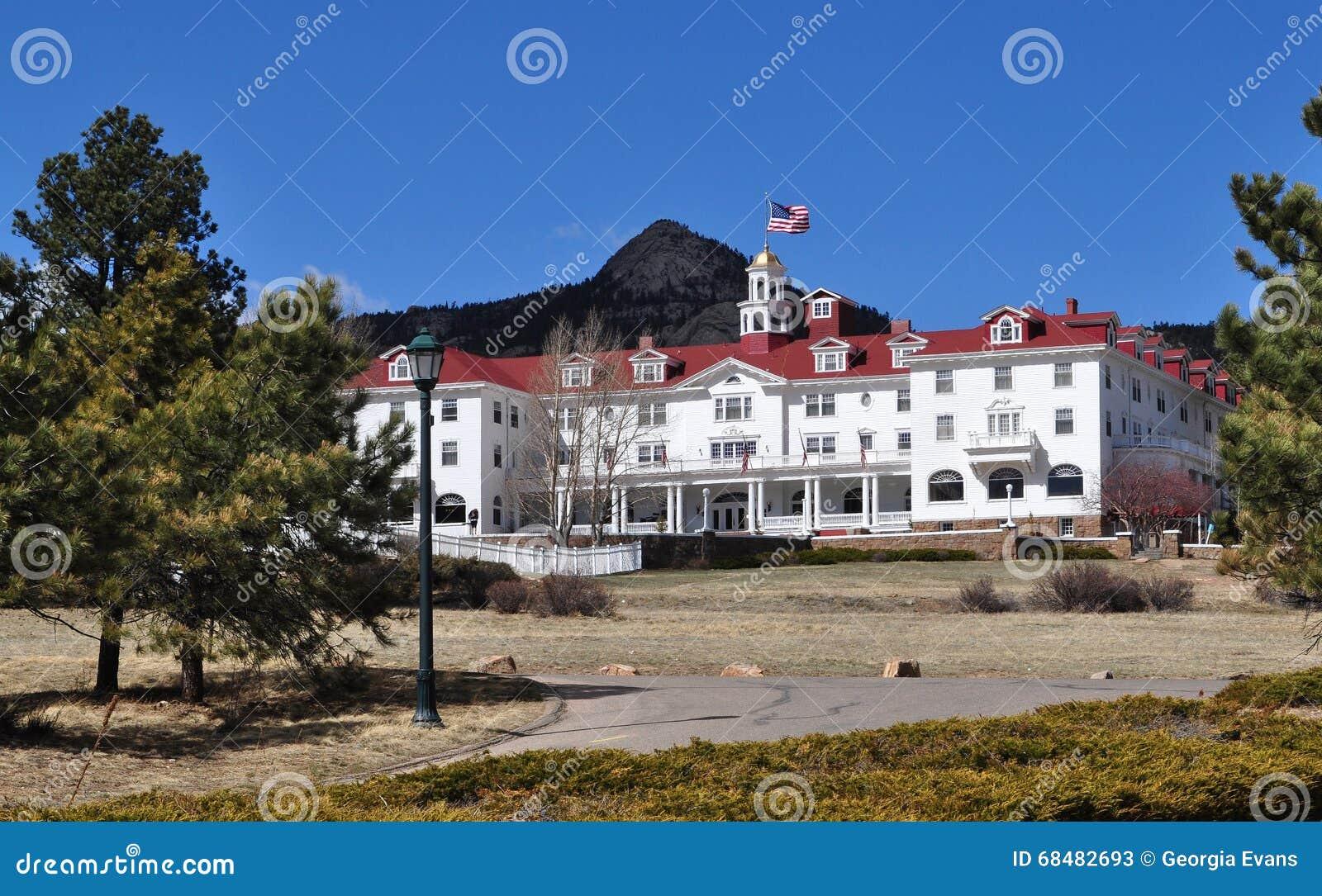 斯坦利旅馆是一个著名旅游胜地