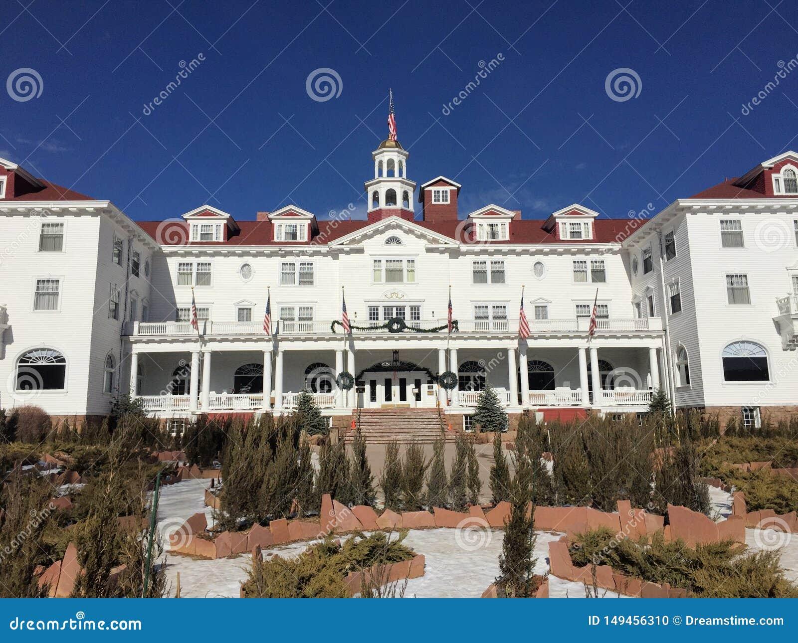 斯坦利旅馆