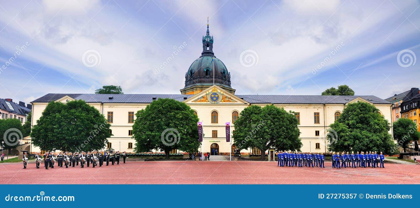 斯德哥尔摩,瑞典军事博物馆