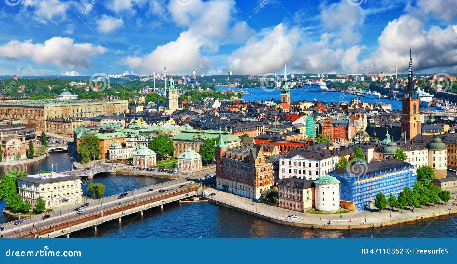 斯德哥尔摩,瑞典