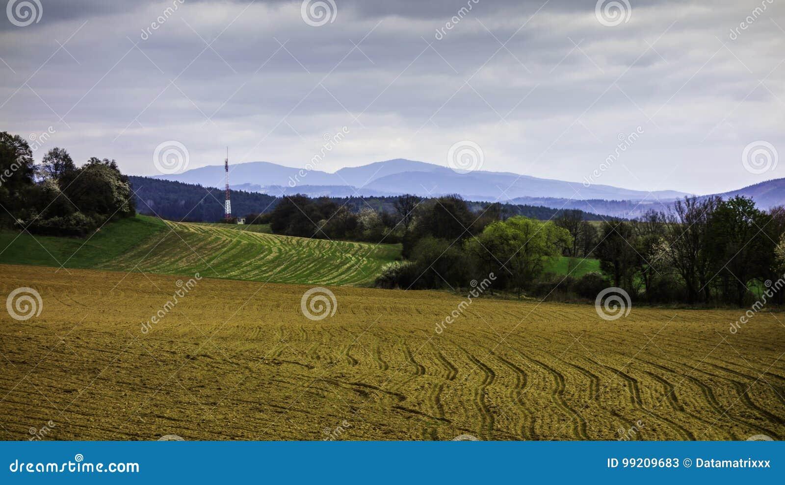 斯洛伐克的风景