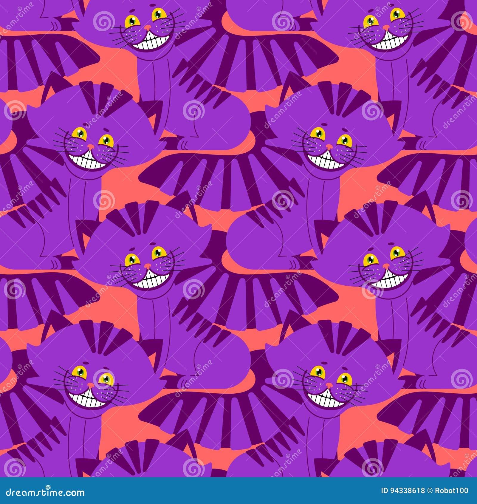彻斯特猫微笑样式 纹理意想不到的宠物阿丽斯