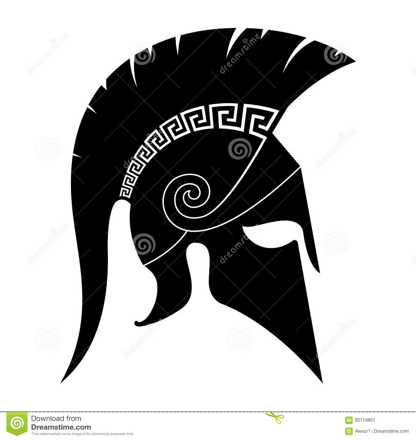 斯巴达盔甲
