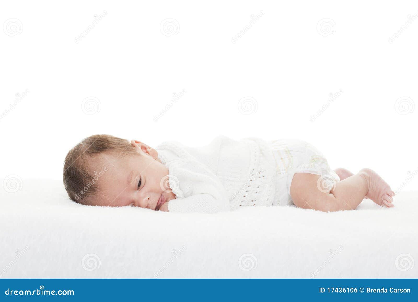 新出生的婴儿