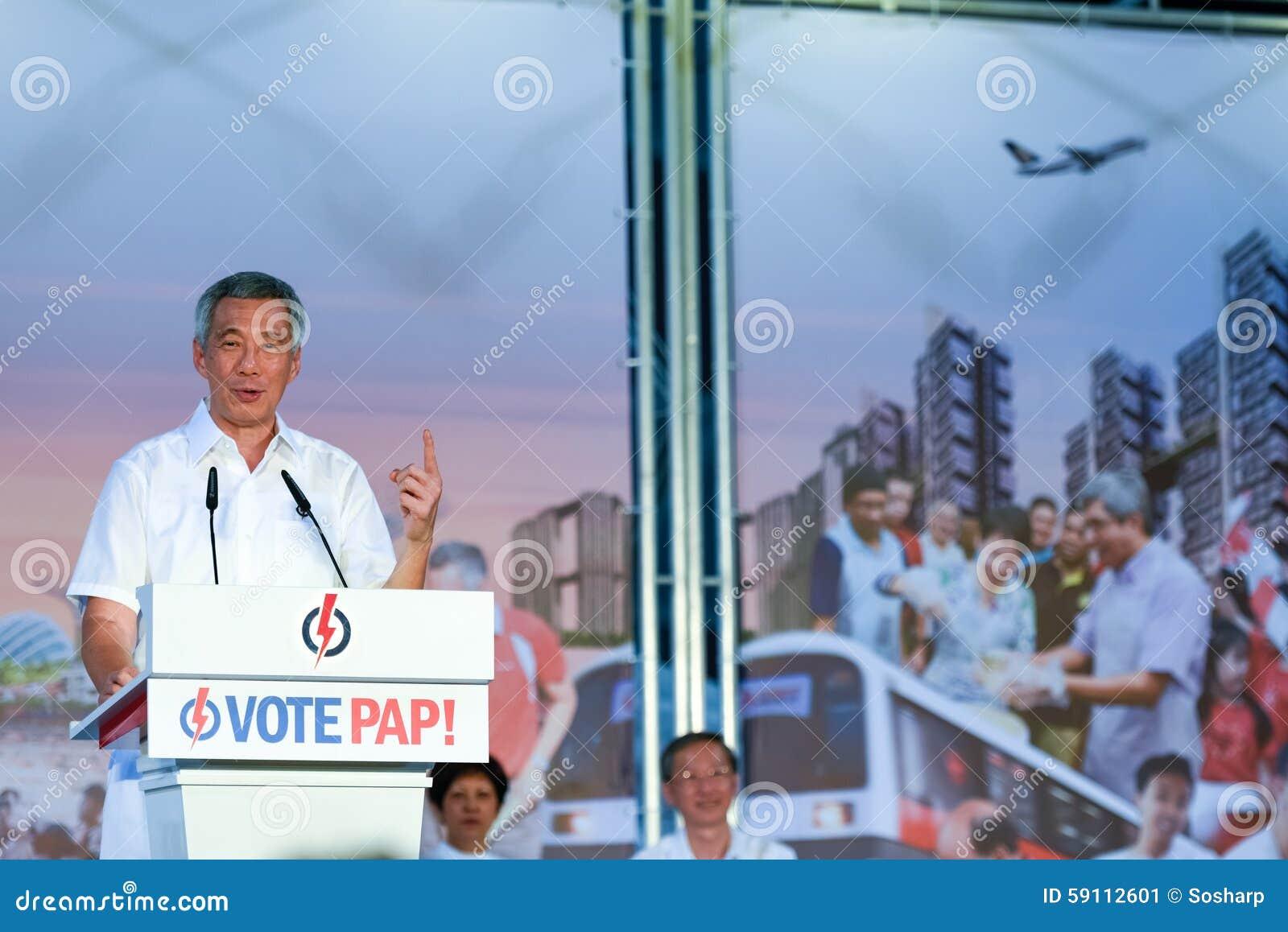 新加坡大选2015年