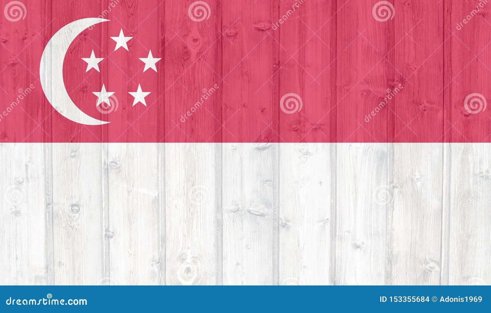 新加坡旗子