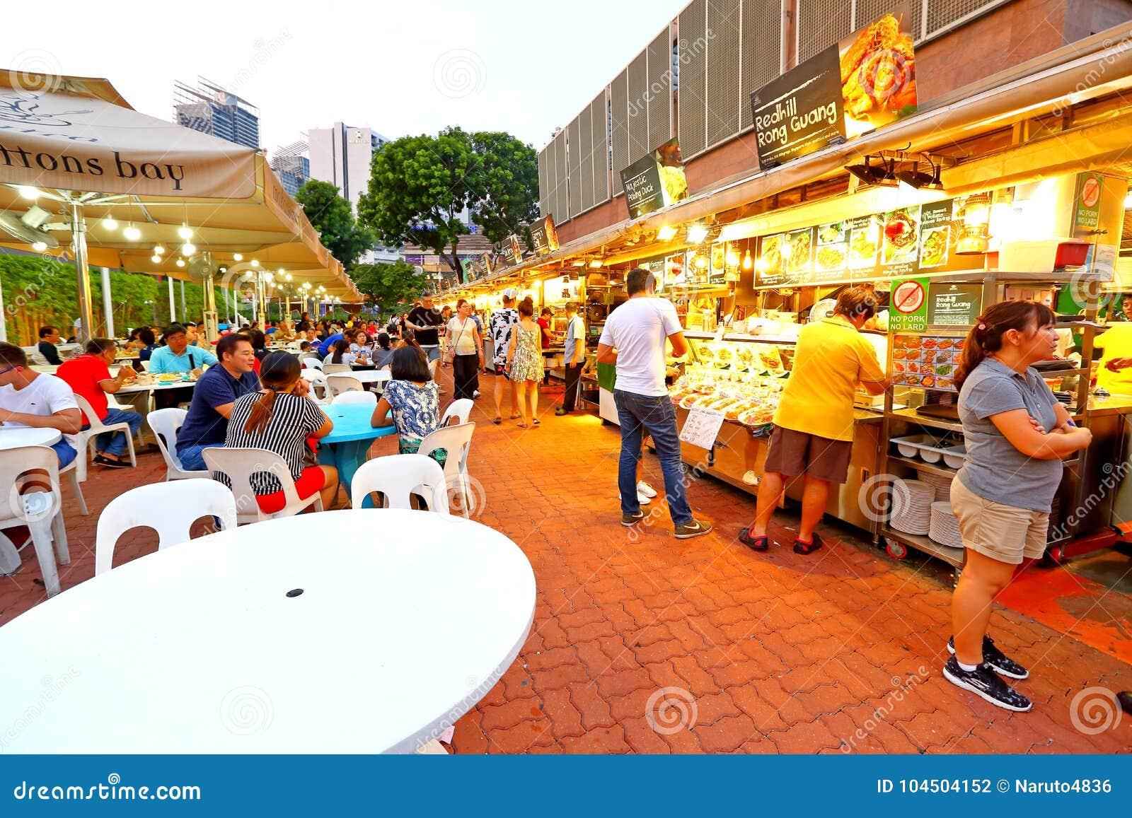 新加坡:Makansutra暴食者海湾