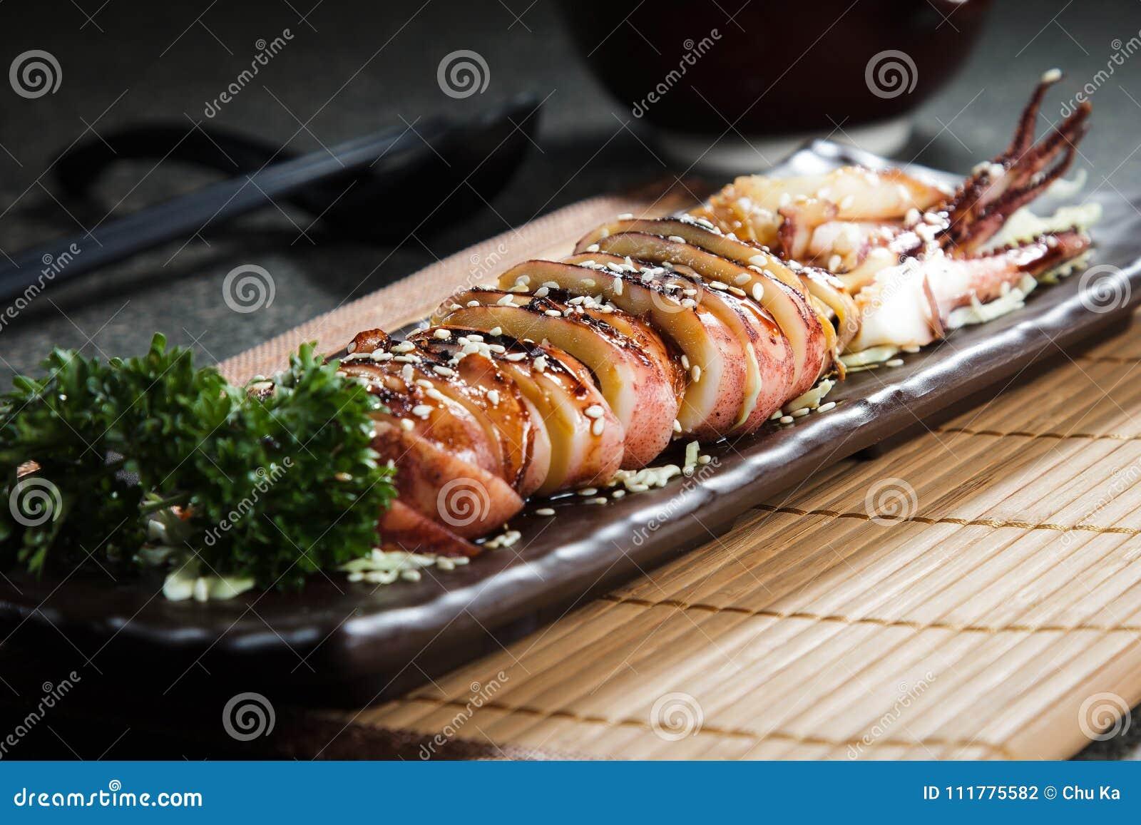 新和鲜美海鲜烹调