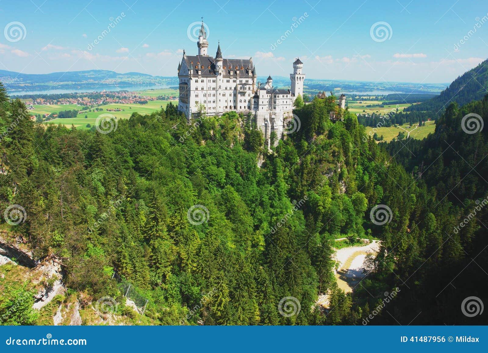 新天鹅堡,德国