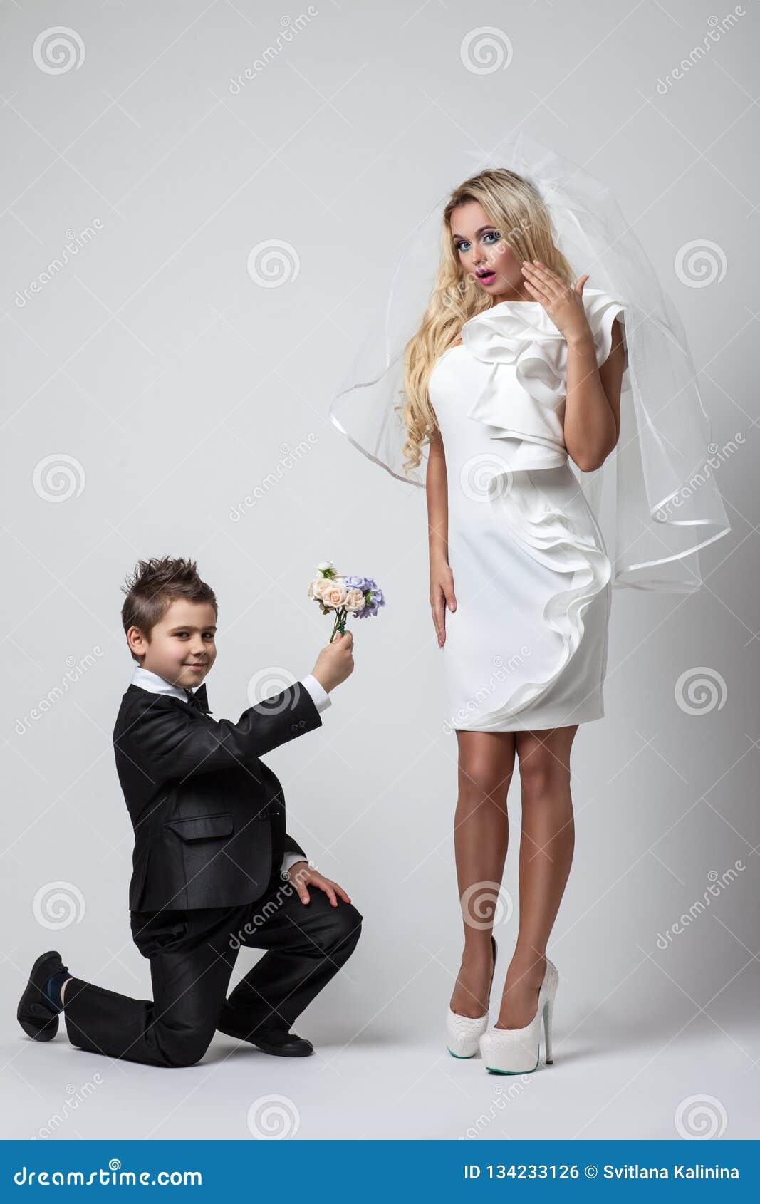 新娘仪式教会新郎婚礼
