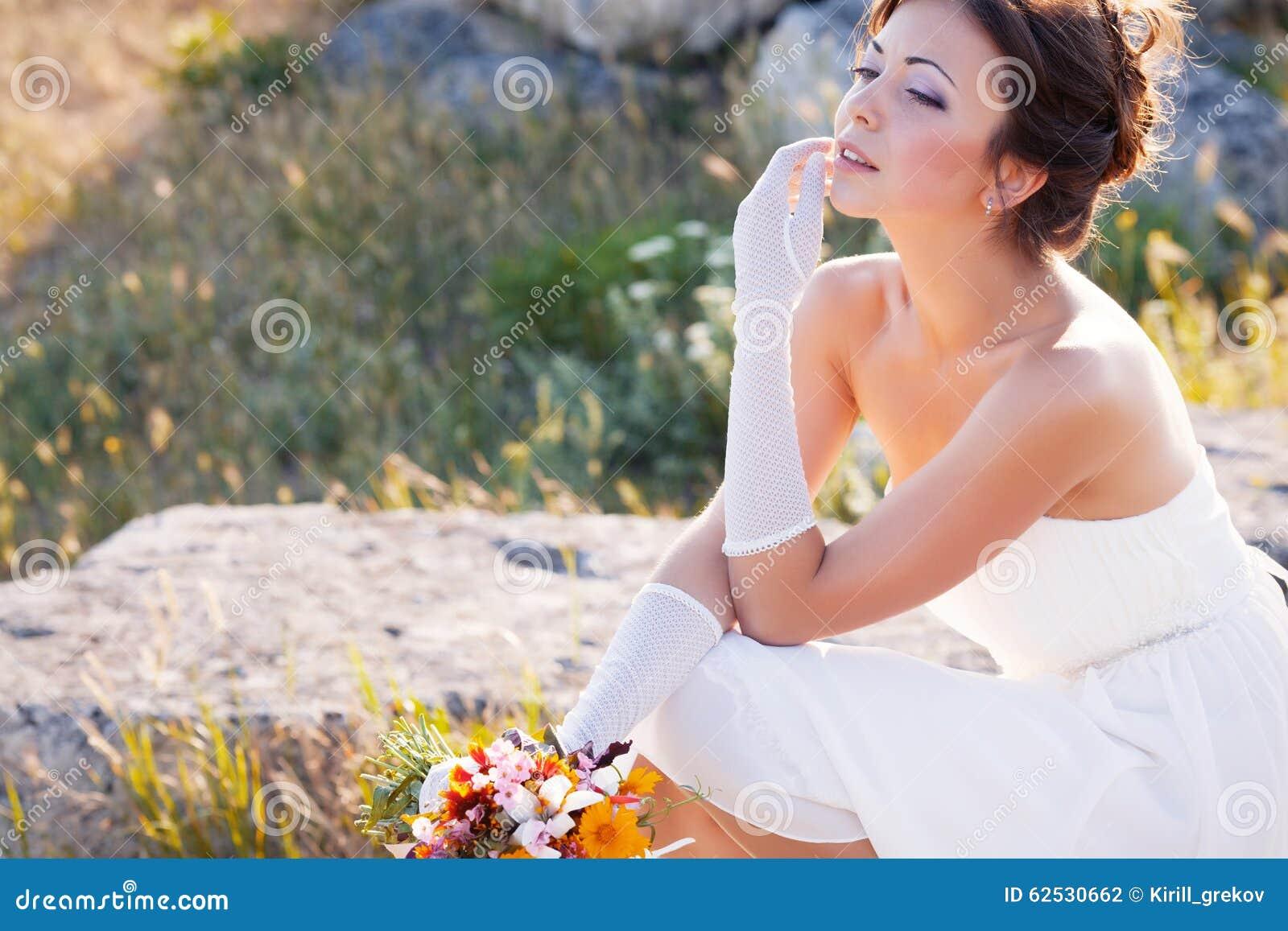 新娘室外纵向