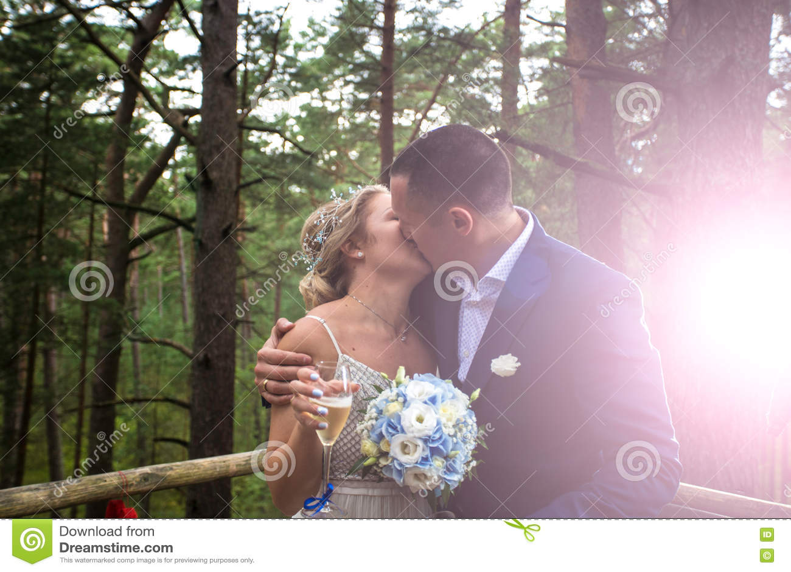 新娘日新郎婚礼