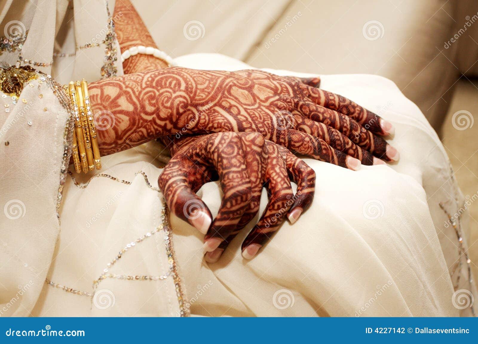 新娘现有量无刺指甲花印地安人