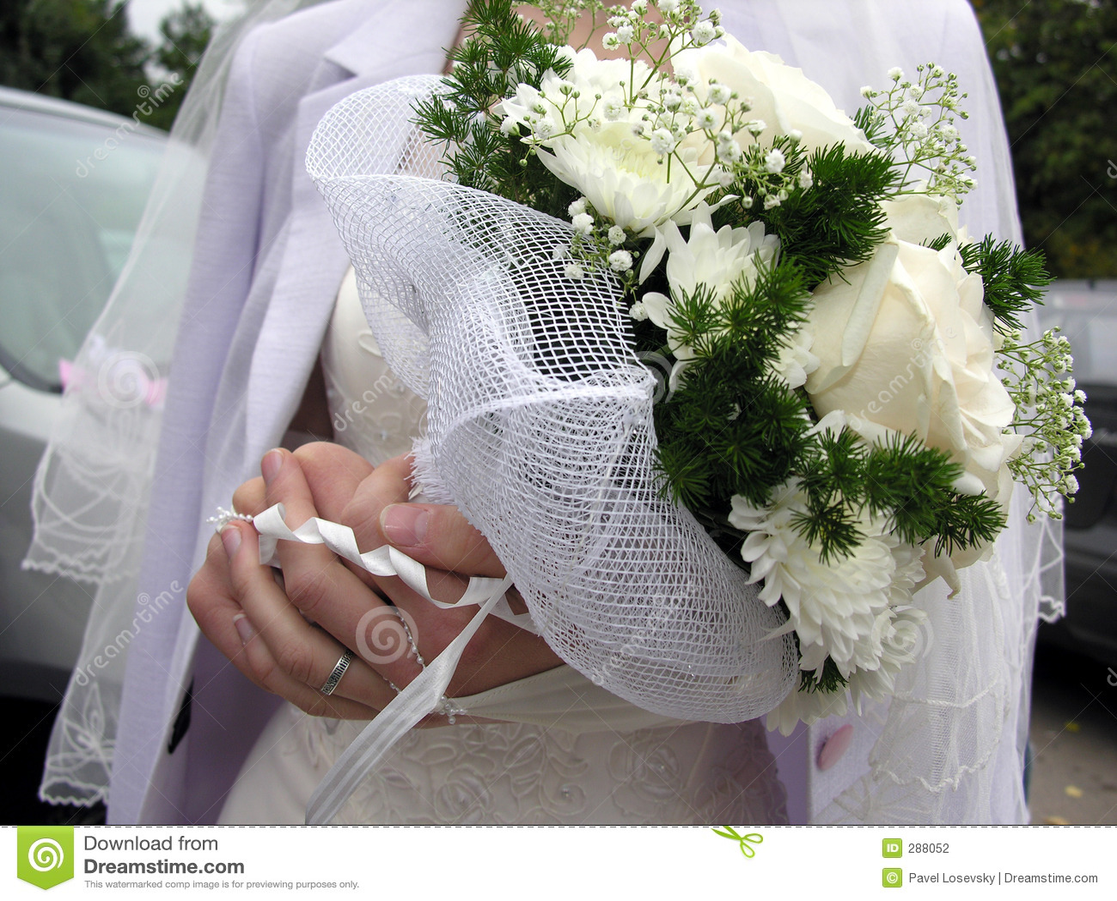 新娘的花束