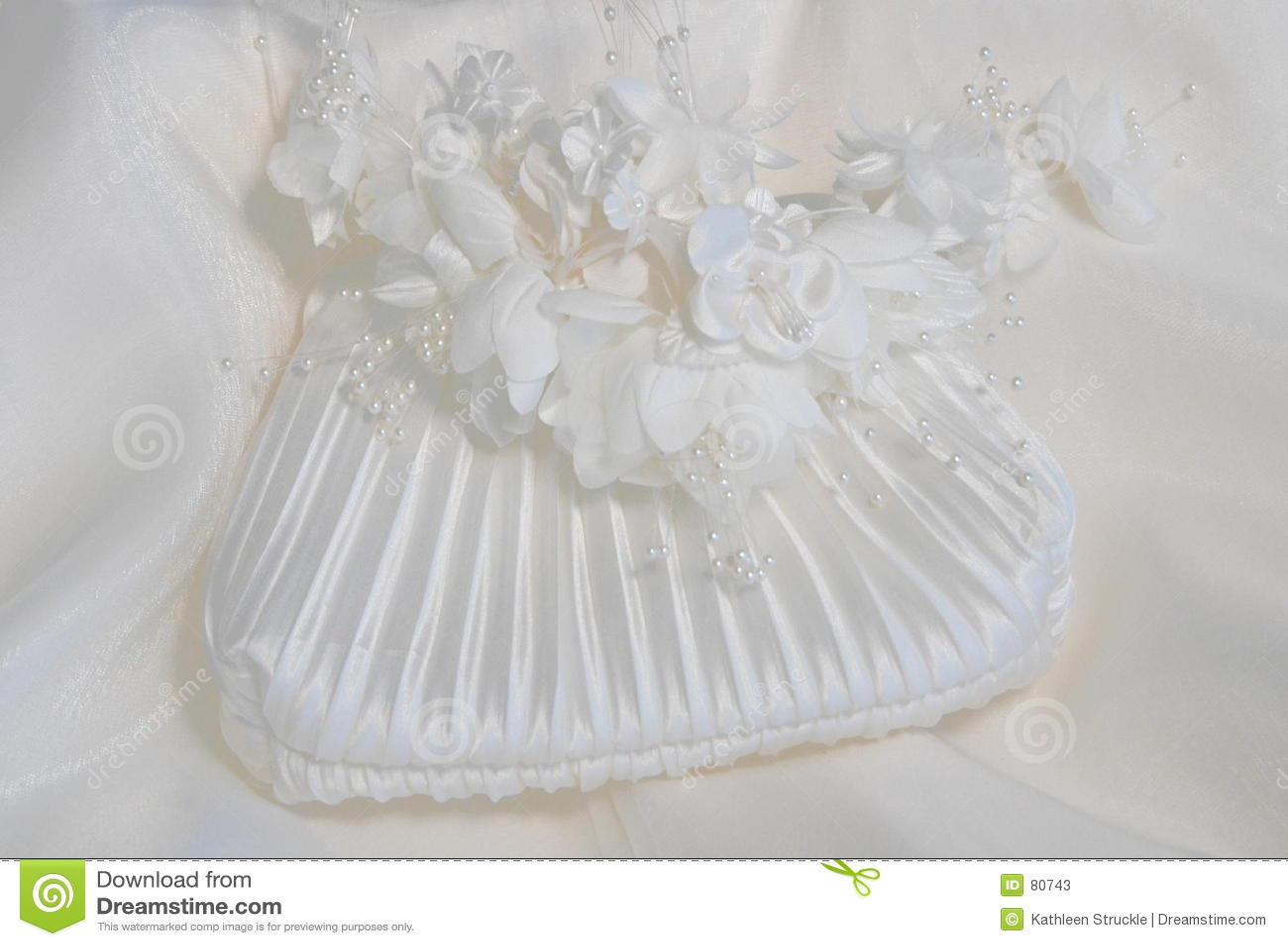 新娘的辅助部件