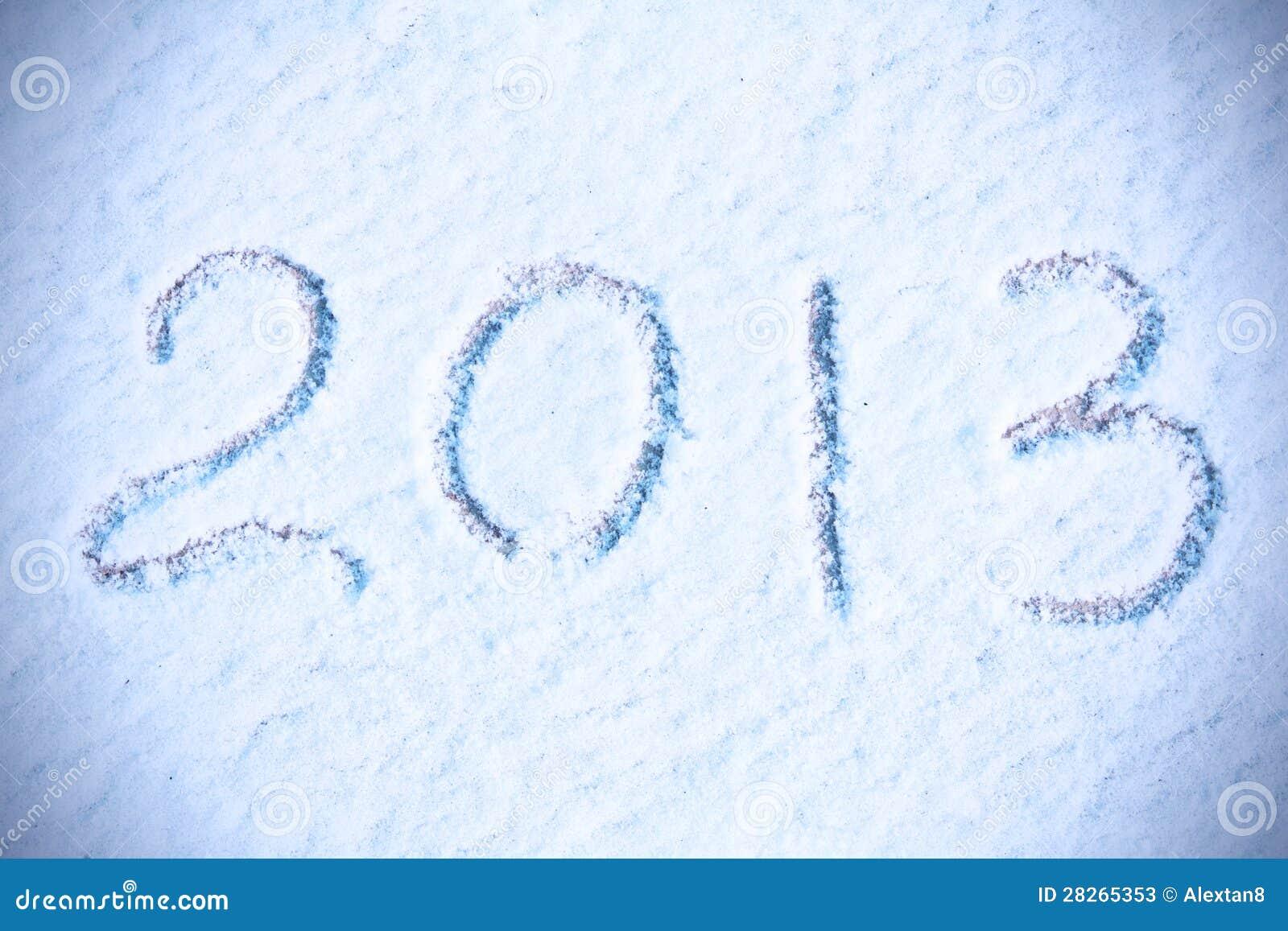 新年度2013年背景