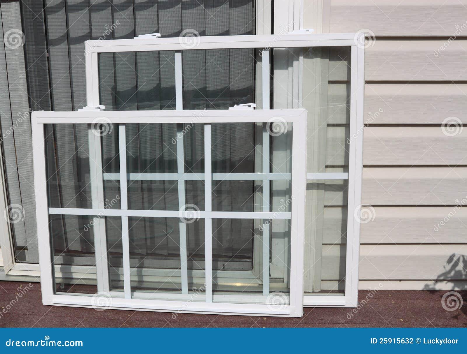 新的乙烯基视窗面板