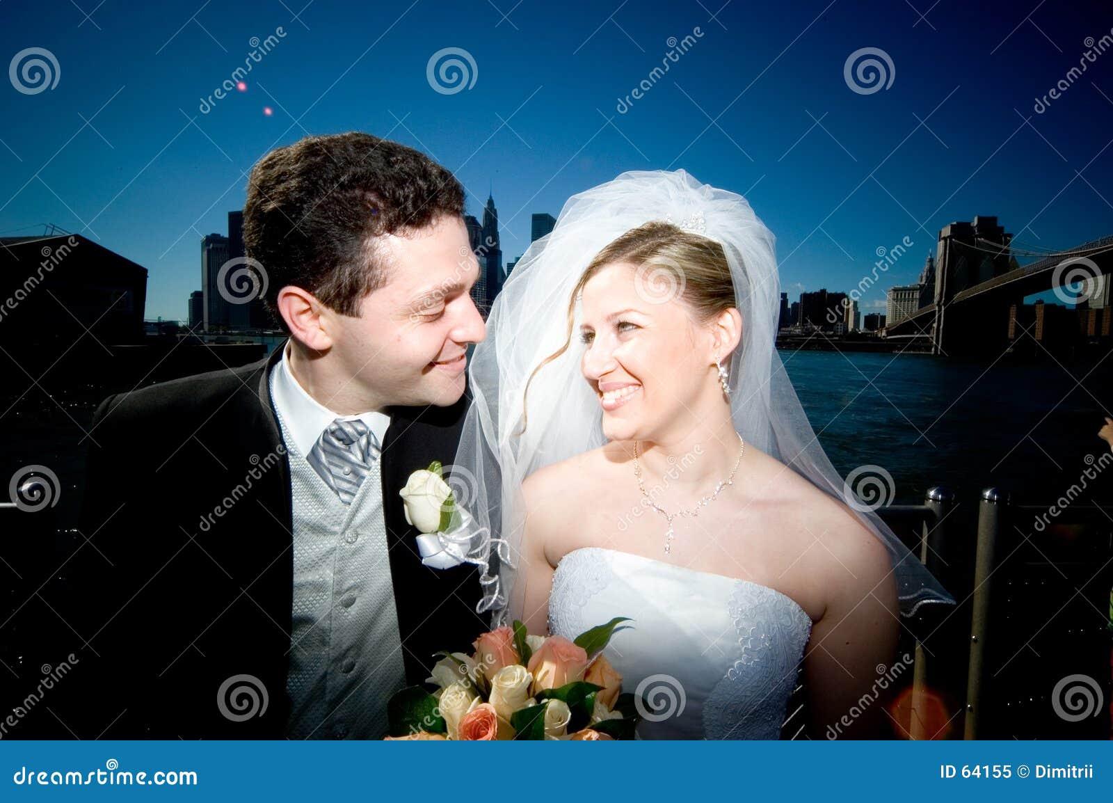 新的婚姻的约克