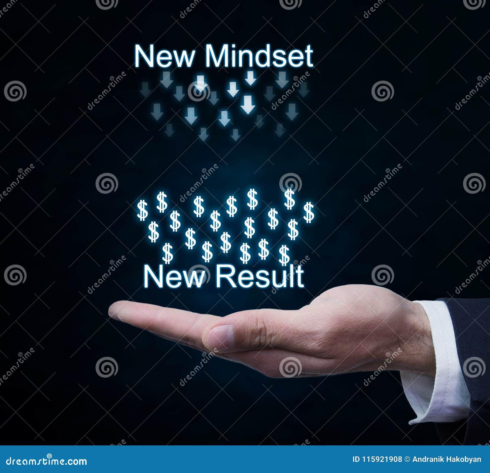 新的心态新的结果