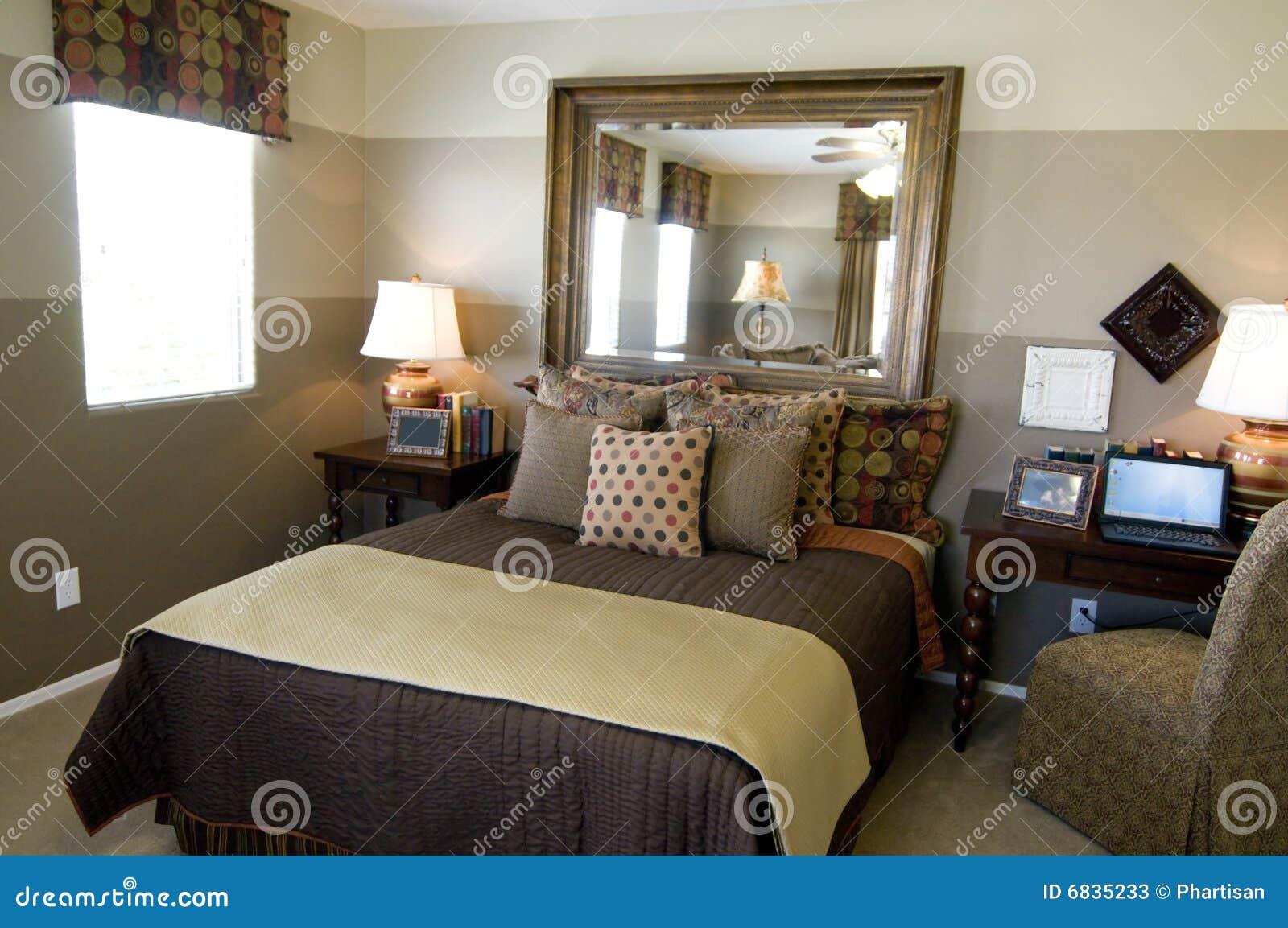 新美丽的卧室