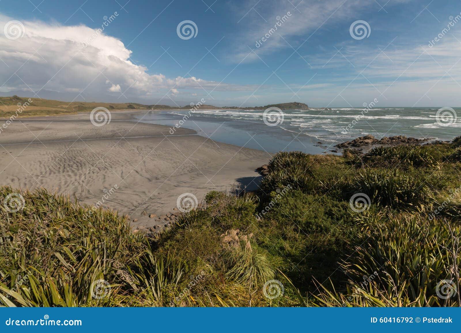 新西兰西海岸