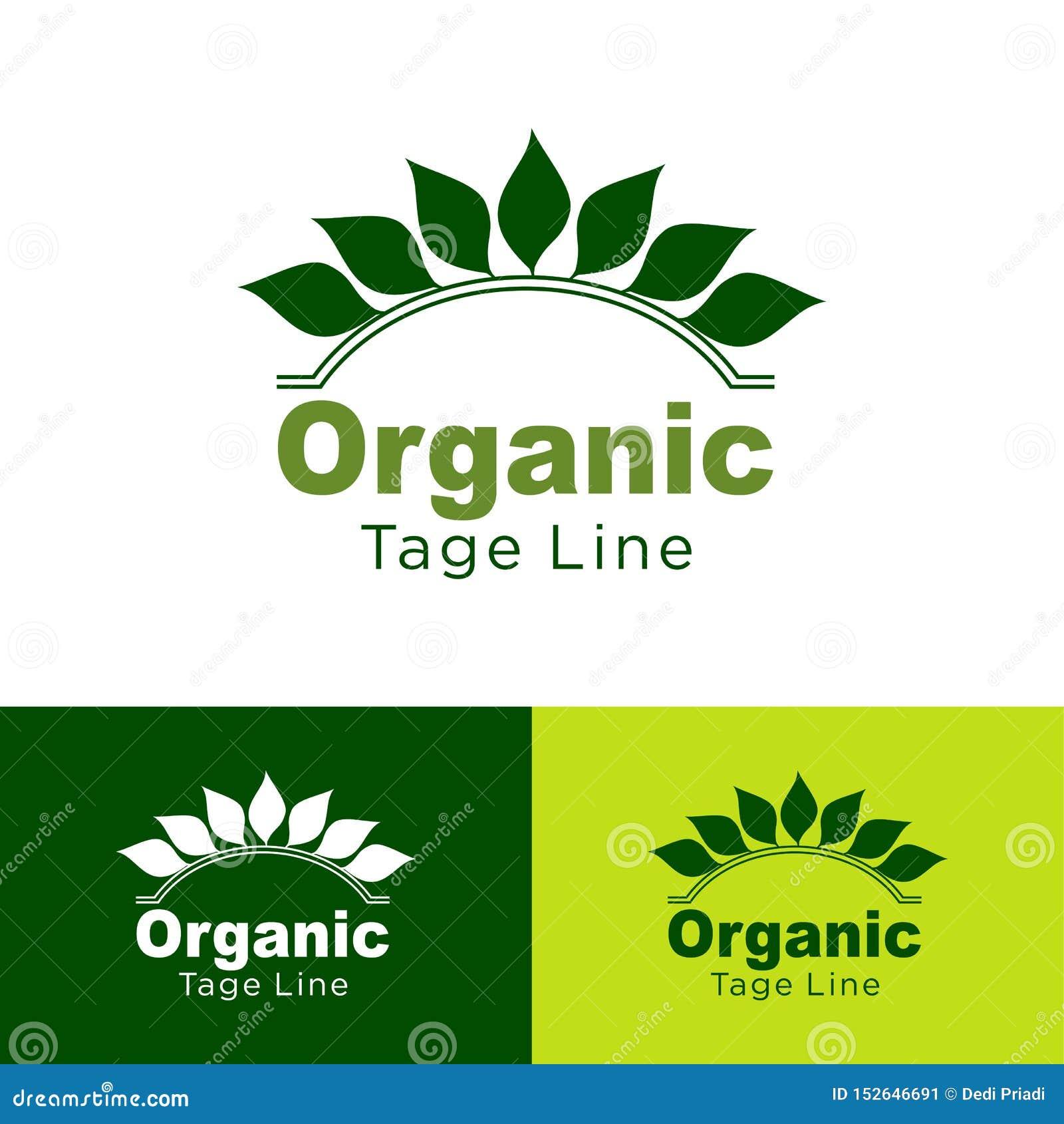 新鲜有机食品、的农场和天然产品象,自然的商标,有机,叶子绿色象,设计现代,为食物市场,ecommer