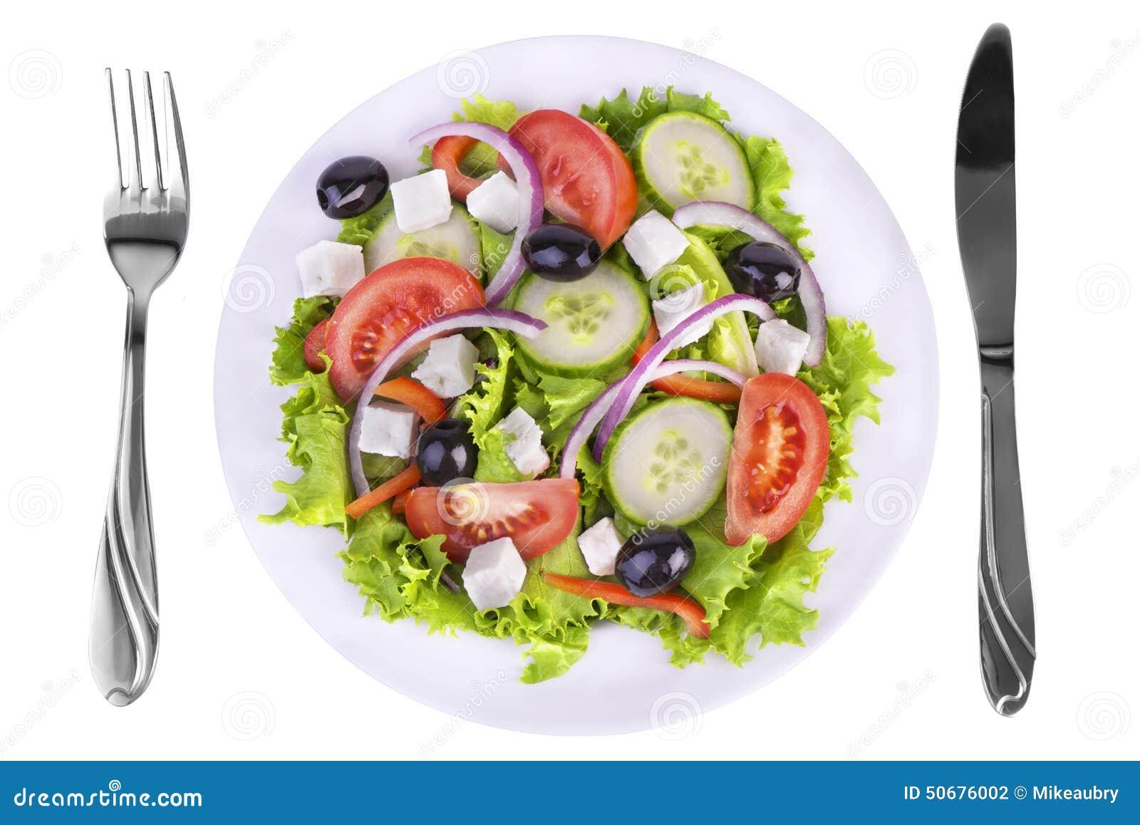 Download 新鲜的健康沙拉 库存照片. 图片 包括有 干酪, 叉子, 牌照, 营养, 希脂乳, 健康, 膳食, 烹调 - 50676002