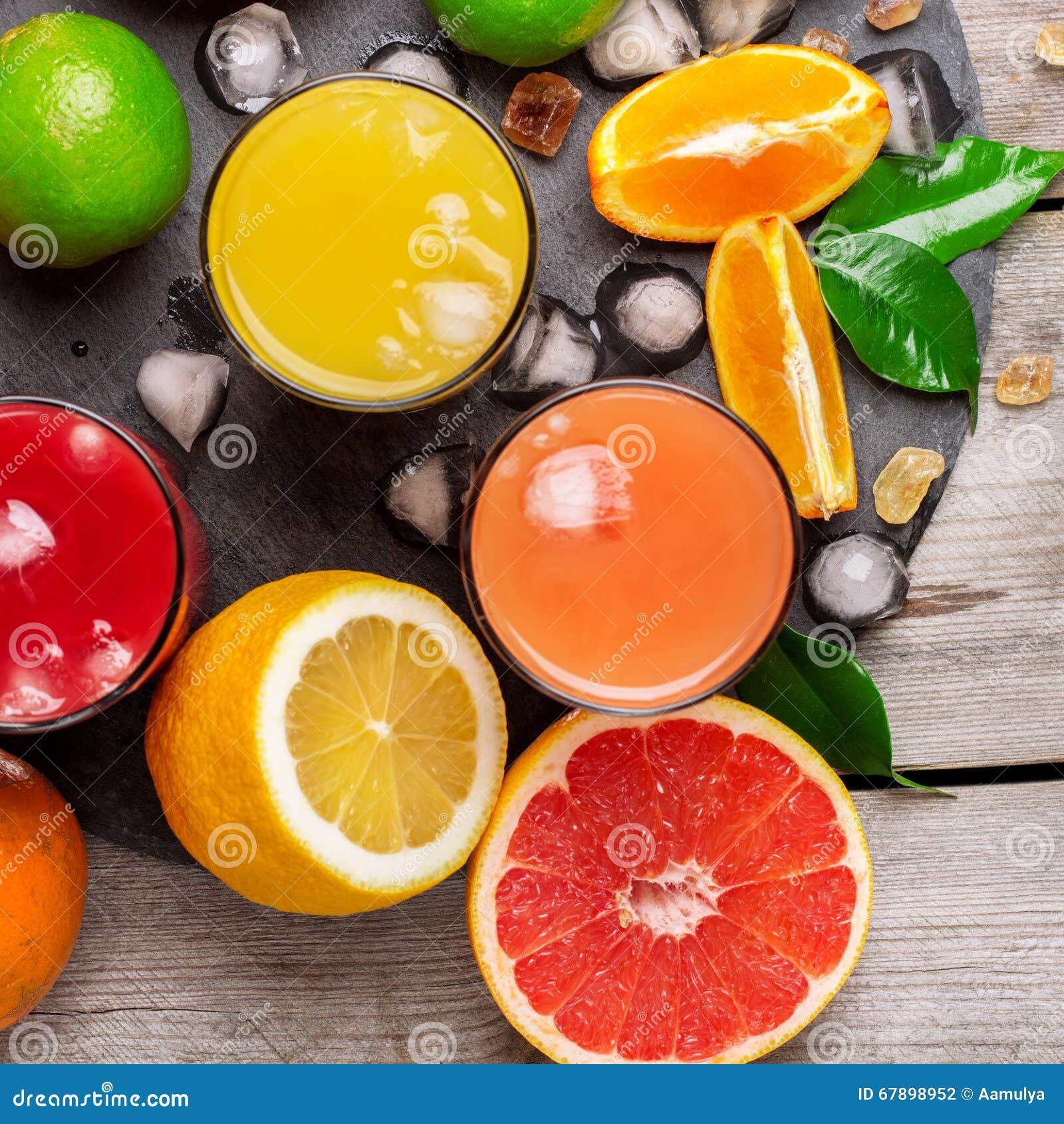 新鲜的汁液的分类