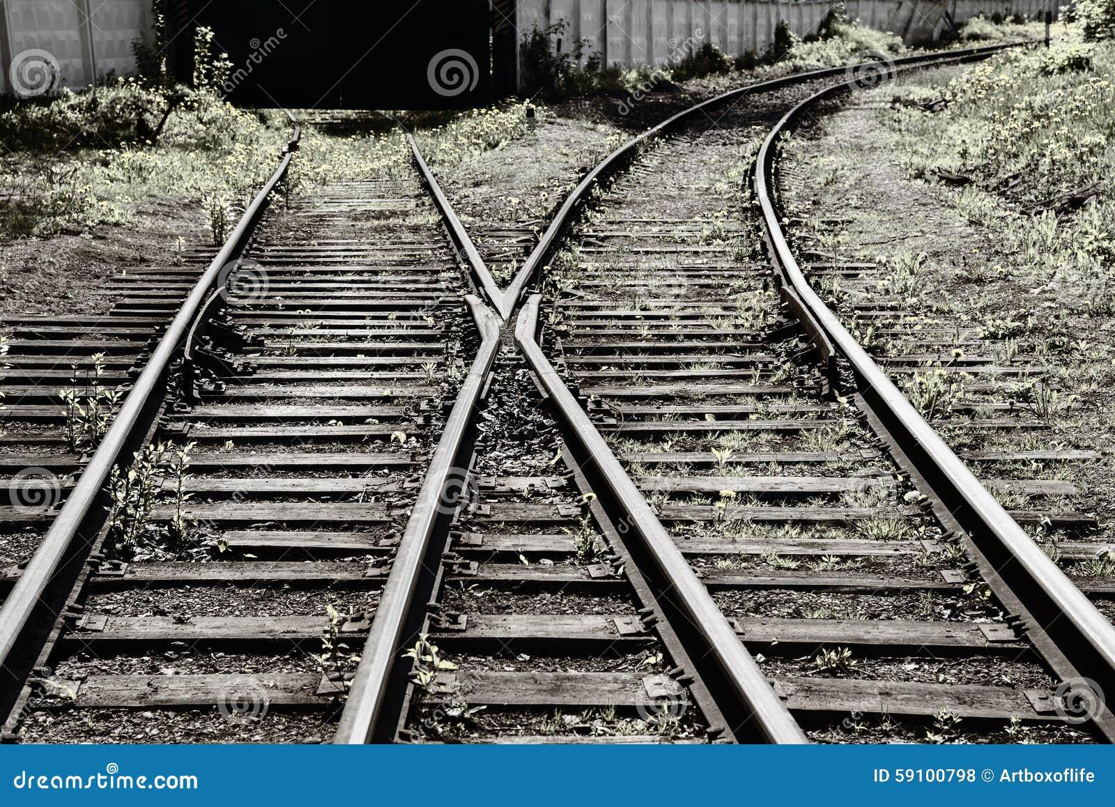 方式转接铁路